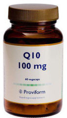 Proviform Q10 - 100mg - 60 V Capsules - Voedingssupplement