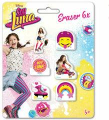 Disney Soy Luna Gummen 6-delig