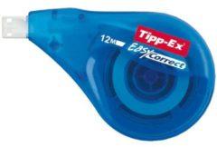 Tipp-Ex Correctieroller Easy Correct 4.2 mm Wit 12 m 1 stuks