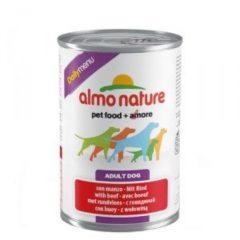 24x Almo Nature DailyMenu Hond Rund 400 gr