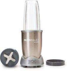 Nutribullet et Nutri Bullet blender PRO 5dlg 900W champagne