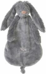 Happy Horse donkergrijze Rabbit Richie Tuttle knuffel 25 cm