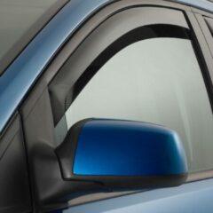 Zwarte ClimAir Zijwindschermen Dark Subaru Forester 5 deurs 2012