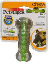 Petstages Speeltje Crunchcore Groen - Hondenspeelgoed - Medium