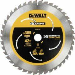 DeWALT DT99574 XR Cirkelzaagblad 305x30mm 42T