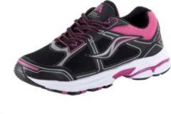 HSM Schuhmarketing ACTION ACTIVITY Damen Sportschuhe, Schwarz/Pink/38 /schwarz/pink