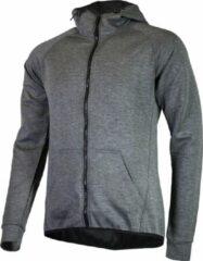 Rogelli Training Hooded Vest Carbon L