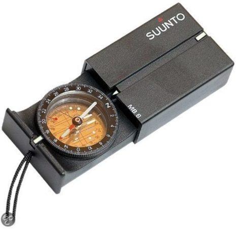 Afbeelding van Suunto MB-6 Spiegelpeilkompas Geen kleur