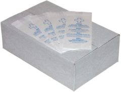 Witte Euro Products Zakjes v damesverband papier P50906 27.5x11.5/7.5cm 1000st (P50906)