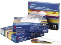 Rexel Plastic Opvangzakken v. Papiervernietigers 115L AS1000 (100) (40070)