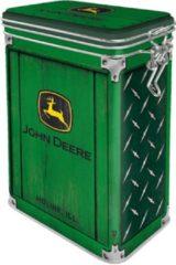 Nostalgic Art Merchandising Nostalgic Art Bewaardoos 3D Clip Top Box John Deere