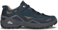 SIRKOS GTX® All Terrain Classic Schuhe Lowa navy/braun