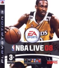 Electronic Arts NBA Live 2008