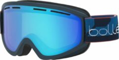 Marineblauwe Bollé Schuss Matte Navy Light / Vermillon Blue Cat 1 Skibril Unisex - Navy