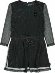 Zwarte Tumble n Dry Tumble 'N Dry Meisjes Jurk Karis - Black Black - Maat 104