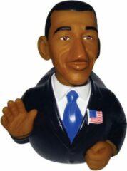 Blauwe CELEBRIDUCKS PRESIDUCK OBAMA BADEENDJE USA PRESIDENT ' HOPE FLOATS'.....