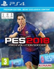 Konami Pro Evolution Soccer 2018 (Premium Edition)