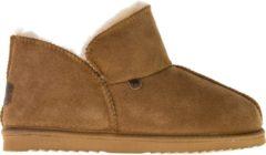 92380_4100 Warmbat Willow dames pantoffel - Cognac - Maat 37
