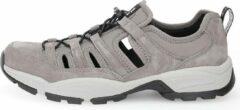 Pius Gabor 0138.13.01 Heren Instap Sneakers - Grijs - Maat 49.5