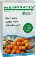 Membrasin Omega 7 Trio *Nu Met Gratis Dagje Wellness (3x 150cap)