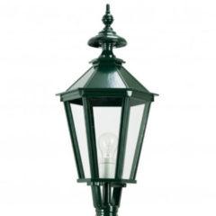 Ks Nostalgische lantaarn lamp 1503 - Bergharen K7C Kleur: Zwart Ral 9005 - Outlet