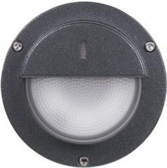 Antraciet-grijze BEL Lighting Ringo C wand- en plafondlamp antraciet