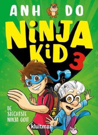 Afbeelding van Ons Magazijn Ninja Kid 3 - De slechtste ninja ooit
