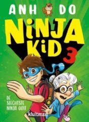 Kluitman Ninja Kid 3 De slechtste ninja