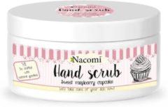 Nacomi Natural Hand Scrub Sweet Raspberry Cupcake 125gr.