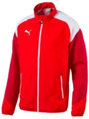 Präsentationsjacke Esito 4 Woven Jacket 655224-02 Puma Puma Red-Puma White-Chili Pepper