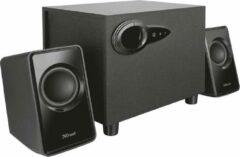 Trust Avora 2.1 PC-luidsprekers Kabelgebonden 9 W Zwart
