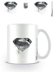 Hole In The Wall Dc Comics: Justice League Movie - Superman Logo Drip Mug