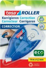 Tesa Correctieroller ROLLER 59971 4.2 mm Wit 14 m 1 stuks