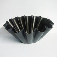 Grijze Habitas Taartvorm Brioche nonstick 18cm