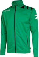 Patrick Sprox Trainingsvest Polyester Kinderen - Groen / Zwart   Maat: 9/10