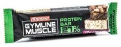 Enerzona Enervit Gymline Muscle Protein Bar 27% barretta arachidi e caramello senza glutine 45g