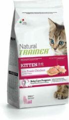 Trainer Natural Trainer - Kitten - Kattenvoer - 1,5 kg - Hoog Vleesgehalte