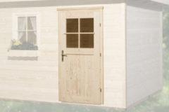 WEKA | Enkele deur tbv 45 mm wanddikte