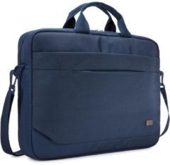 Case Logic Advantage 15 inch - Laptop Schoudertas / Donkerblauw
