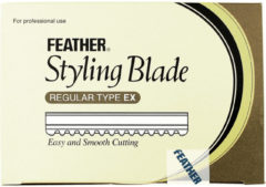 IMPORT-ALI Feather Styling Blade - 10 stuks - Scheermesjes