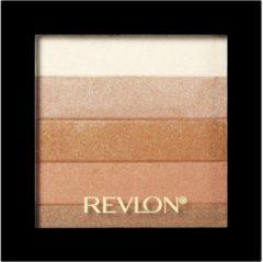 Bruine Max Factor Revlon Highlighting Palette 30 Bronze Blow 7,5g