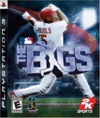 2K Sports The Bigs Playstation 3