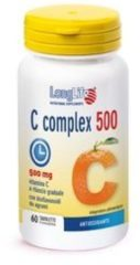 Longlife C Complex 500 Integratore Alimentare 60 Tavolette