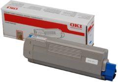 OKI C610 tonercartridge cyaan standard capacity 6.000 pagina s 1-pack