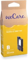 Gele WeCare Brother LC-980/1100 Geel 20ML (1760 pagina's)