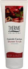 Therme Shower Scrub - Cancun Cactus 200 ml