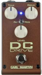 Carl Martin DC Drive Regular / Fat Overdrive Pedal