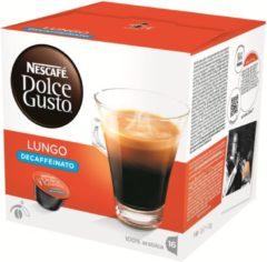 NESCAFÉ Dolce Gusto Nescafé Dolce Gusto capsules Lungo decafé - 48 koffiecups - geschikt voor 48 koppen koffie