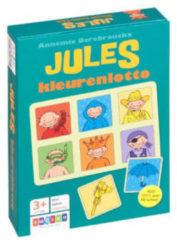 Jules: Jules kleurenlotto - Annemie Berebrouckx