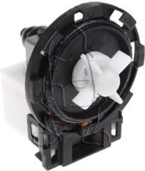 Bauknecht, Whirlpool Ablaufpumpe mit Pumpenstutzen (Magnettechnikpumpe, 30 Watt (ersetzt 34 Watt)) für Waschmaschinen 481936018217